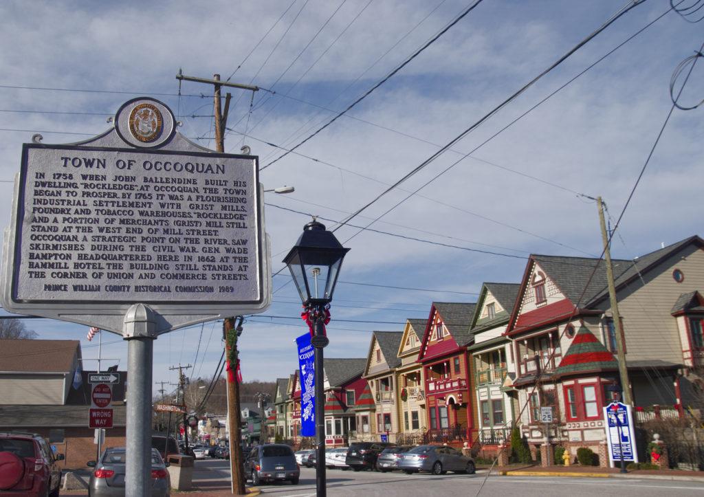 Historic Occoquan Virginia