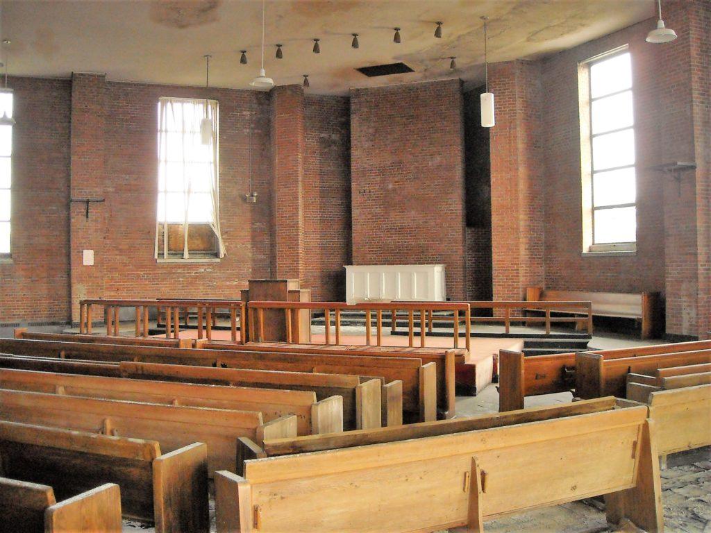 Liberty Chapel Before Restoration
