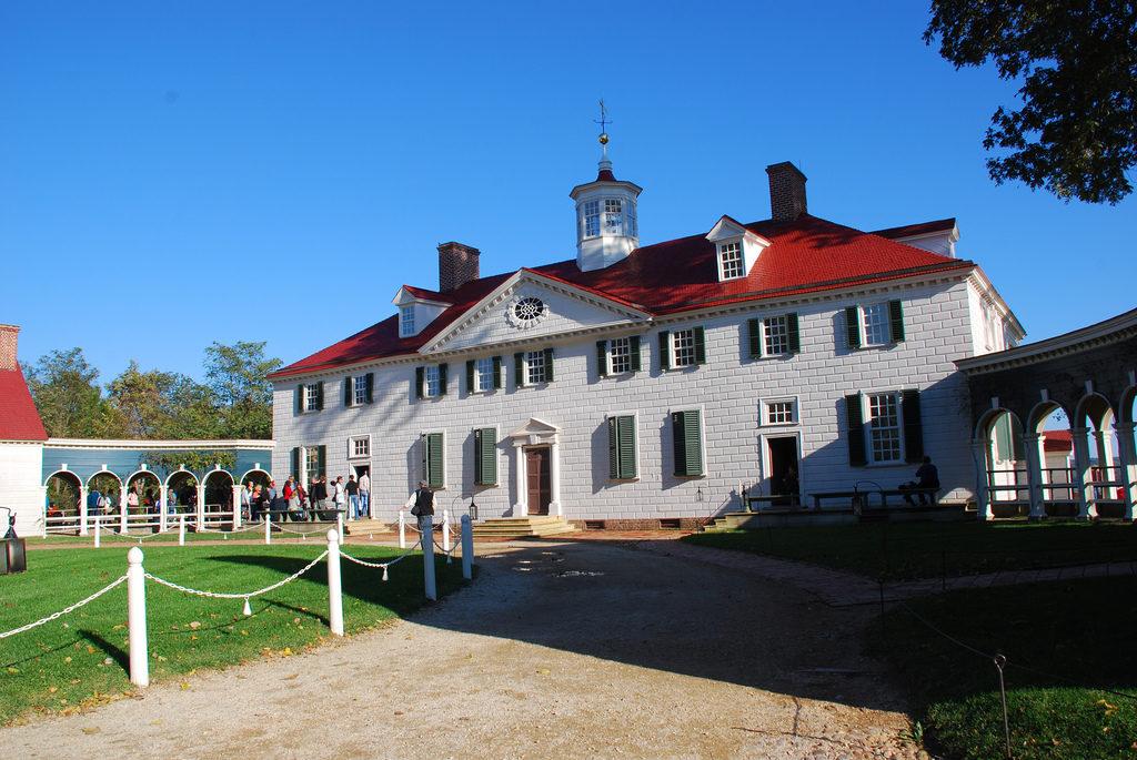 Things to do around Lorton Virginia March 2018 - Mount Vernon Tea with Lady Washington