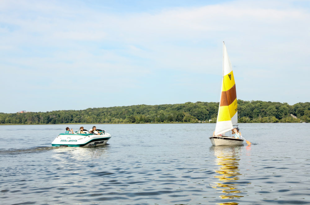 Pohick Bay - Things to Do in Lorton - Photo by NOVA Parks