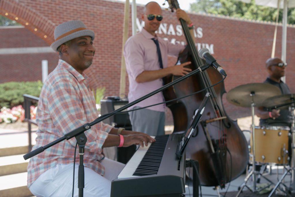 Eric Byrd Trio at the City Of Manassas Museum - Things To Do Around Lorton